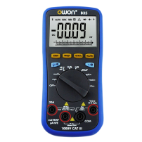 Owon B35T ~ Multiméter + Bluetooth